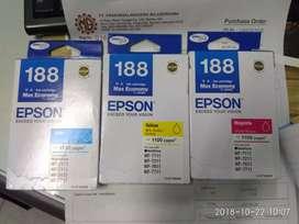 Menampung tinta Original hp Epson dll