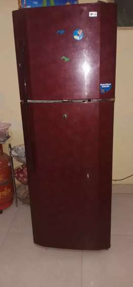LG GL-D292RPJL 258 Ltr Double Door Refrigerator