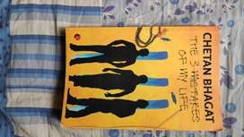 Chetan Bhagat-The three Mistakes of my Life