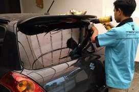 ahlinya pemasangan kaca film mobil dan gedung
