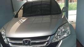 Dijual mobil CRV tahun 201035