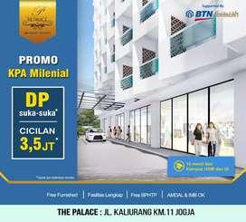 DP 0% Utk Warga Maluku,Miliki Apartemen diKawasan Kampus,The Palace