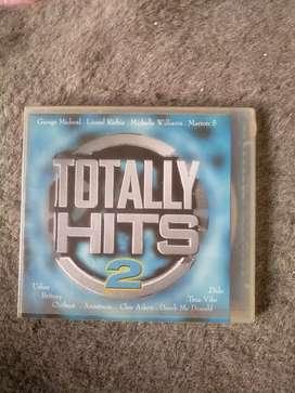 CD album Totally hits 2