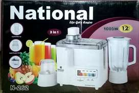 NATIONAL JUICER 3IN1 VERY CHEAP MARKET RATE