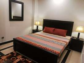 Fully furnished one bedroom flate available for rent in bahria twn rwp