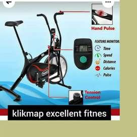 sepeda statis platinum bike twen TM-546 alat olahraga