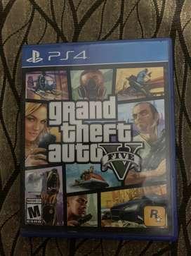 JUAL GTA V (Online) PS4 MULUS NEGO ALUS