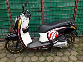 Scoopy fi ISS th 2015 remote
