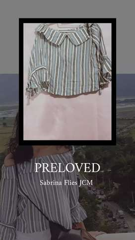 SABRINA FLIES JCM