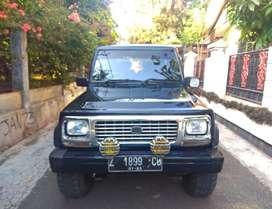 1992 Daihatsu Taft Rocky 4x4 nopol Z (SUMEDANG)