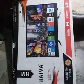 IAIVA TV NEW good condition 32inc