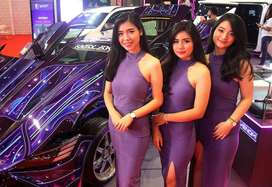 SPG event mobil