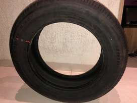 New tubeless tyre