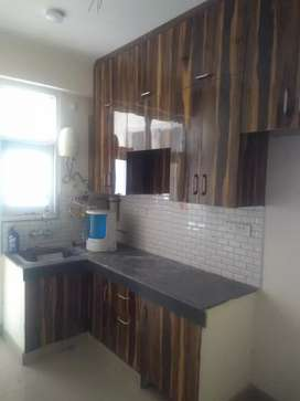 3Bhk semi furnished flat for rent in Noida extension near gaur Chowk