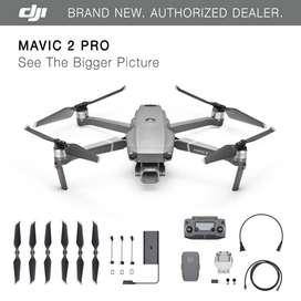 "DJI Mavic 2 Pro Drone 20MP Hasselblad 1"" Sensor 4K - Basic"