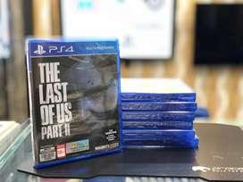 Kaset PS4 The Last Of Us II REG 1