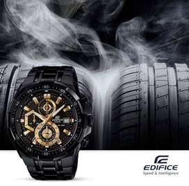 EDIFICE BRANDED STAINLESS STEEL WATCH CASH ON DELIVERY PRICE NEGOTIABL