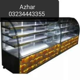 All Bakery Counters Available