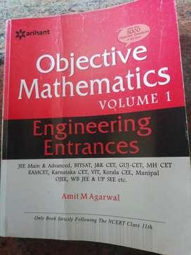 Objective mathematics volume 1 and 2