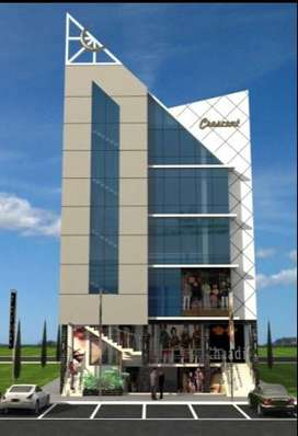 Ground Floor Shop Is Available For Sale At B-17 Islamabad Block A