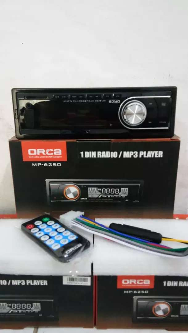 Tape MP3 merk ORCA 0