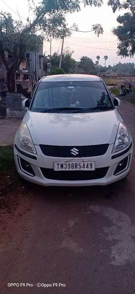 Maruti Swift VDI ABS 2015