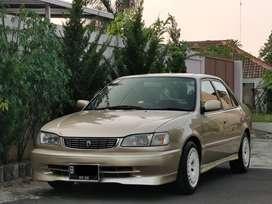 For Sale Toyota All New Corolla SEG 1.8 A/T (AE112R) Tahun 1998