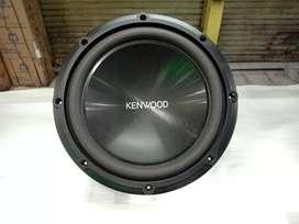 Subwoofer Kenwood 12inch Single koil 1200W