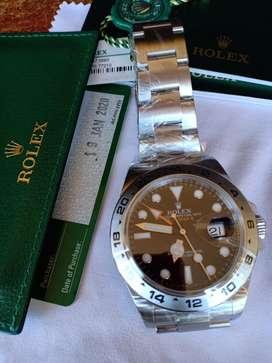 Jam Rolex Explorer