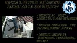 Service AC Tidak dingin Servis Kulkas Mesin Cuci Freezer Sidoarjo