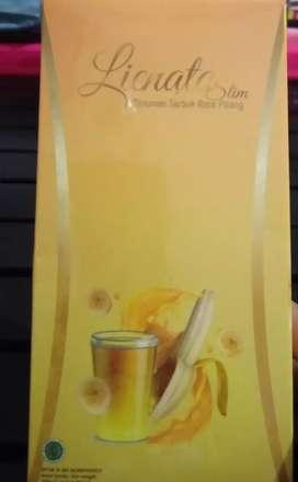 Lienata slim rasa pisang