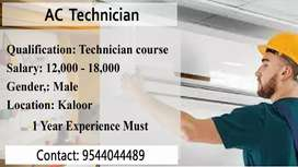 Ac Technician