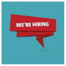 Urgently required  Sales Representative / Sales Officer