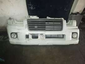 Wagon-R 2000-2003 Model Front Bumper Fok lights