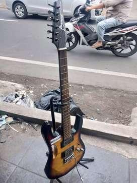 Gitar elektrik Ibanez jam