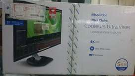 Philips 4k  Led 32 inch ultra wide screen new available