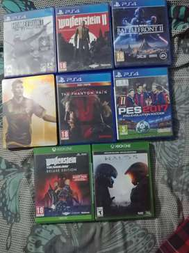 Ps4 xbox one games