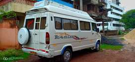 Sell myTempo traveller AC