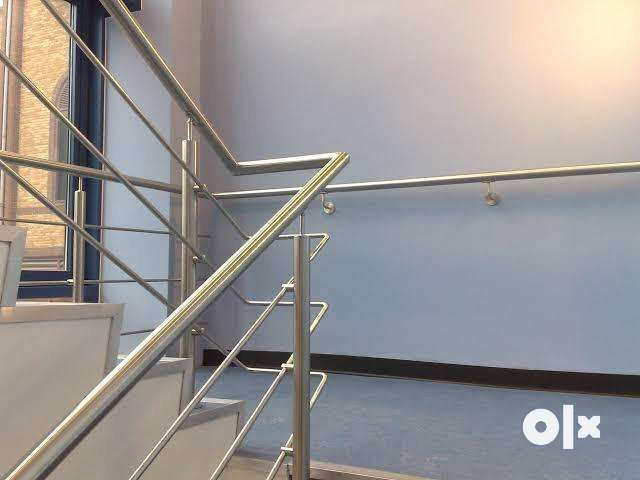 Stainless Steel Railings for home and office 0