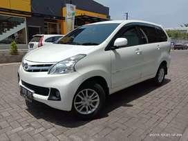 Daihatsu Xenia R dulexe mt 2014 putih
