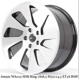 Jual Velg Racing HSR Amaze Ring 18 Untuk Mobil Kijang Innova