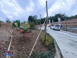 kavlingan tanah cocok dibangun villa atau juga kebun