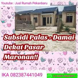Promo Subsidi Type 36 Promo Tanpa Dp!!