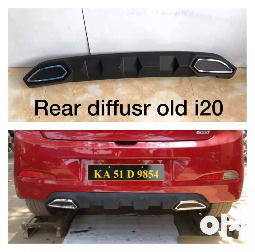 Diffuser for i20 0
