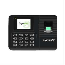 Mesin Absensi Fingersport  Revo 161B Sidik jari dan password