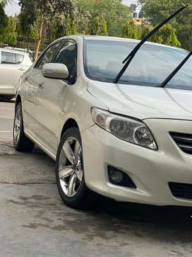 Toyota Corolla Altis 2009 CNG & Hybrids Well Maintained
