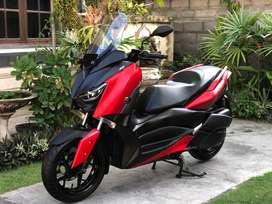 Yamaha XMAX 2019 Red Matte / Merah