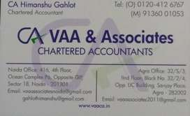 Accounts and GST Executive