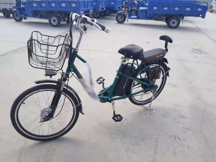 Brand new Fresh imported Electric bike eBike electric bicycle 48v 500w 0