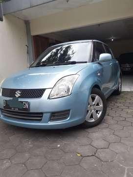 Suzuki Swift 2008 Bensin